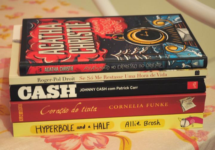 Livros favoritos de 2014 - Melissa