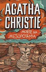 Capa do livro Morte na Mesopotâmia