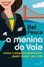 Capa do livro A Menina do Vale