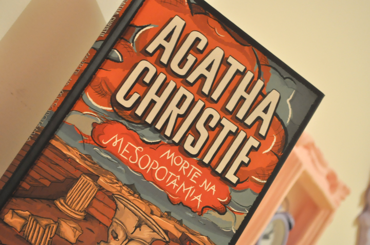 Resenha: Morte da Mesopotâmia - Agatha Christie
