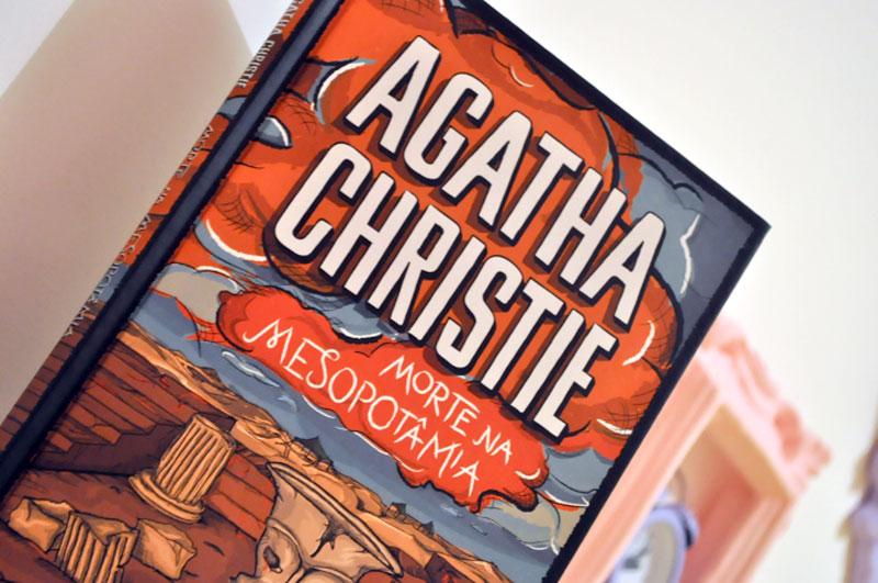 Resenha: Morte na Mesopotâmia - Agatha Christie