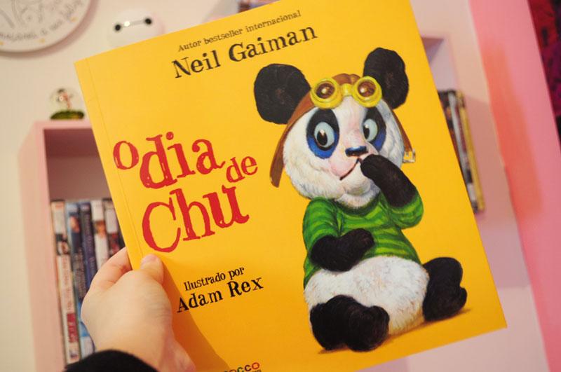 Resenha: O Dia de Chu - Neil Gaiman