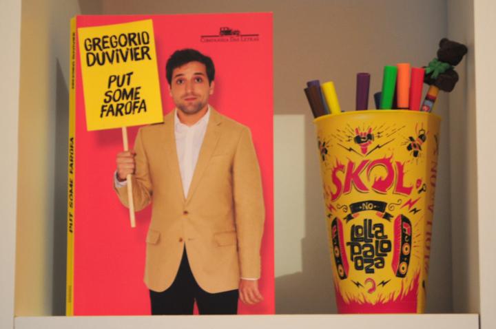 Resenha: Put Some Farofa - Gregório Duvivier