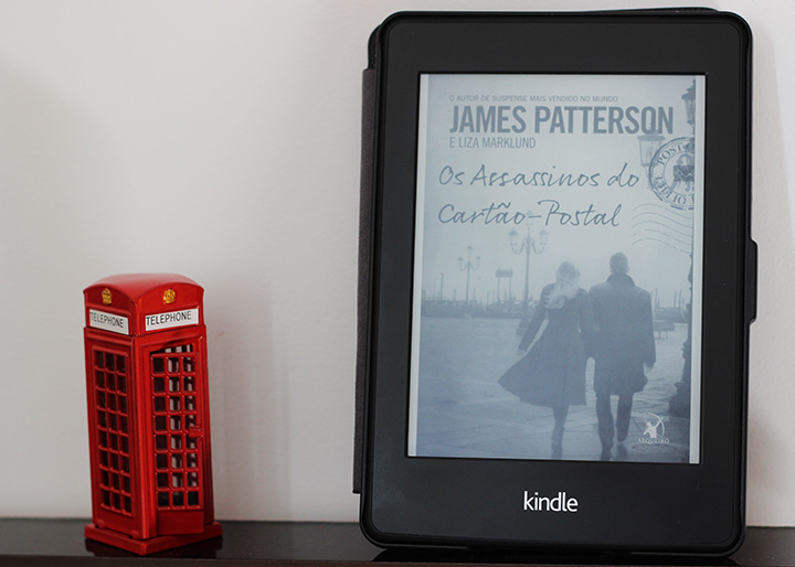 Resenha: Os Assassinos do Cartão-Postal – James Patterson e Liza Marklund