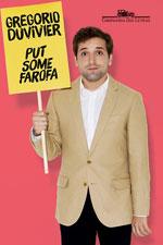 Capa Put Some Farofa - Gregorio Duvivier