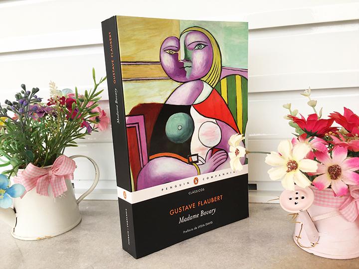 Resenha: Madame Bovary - Gustave Flaubert