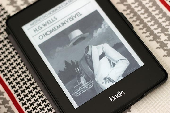 O Homem Invisível - H.G. Wells