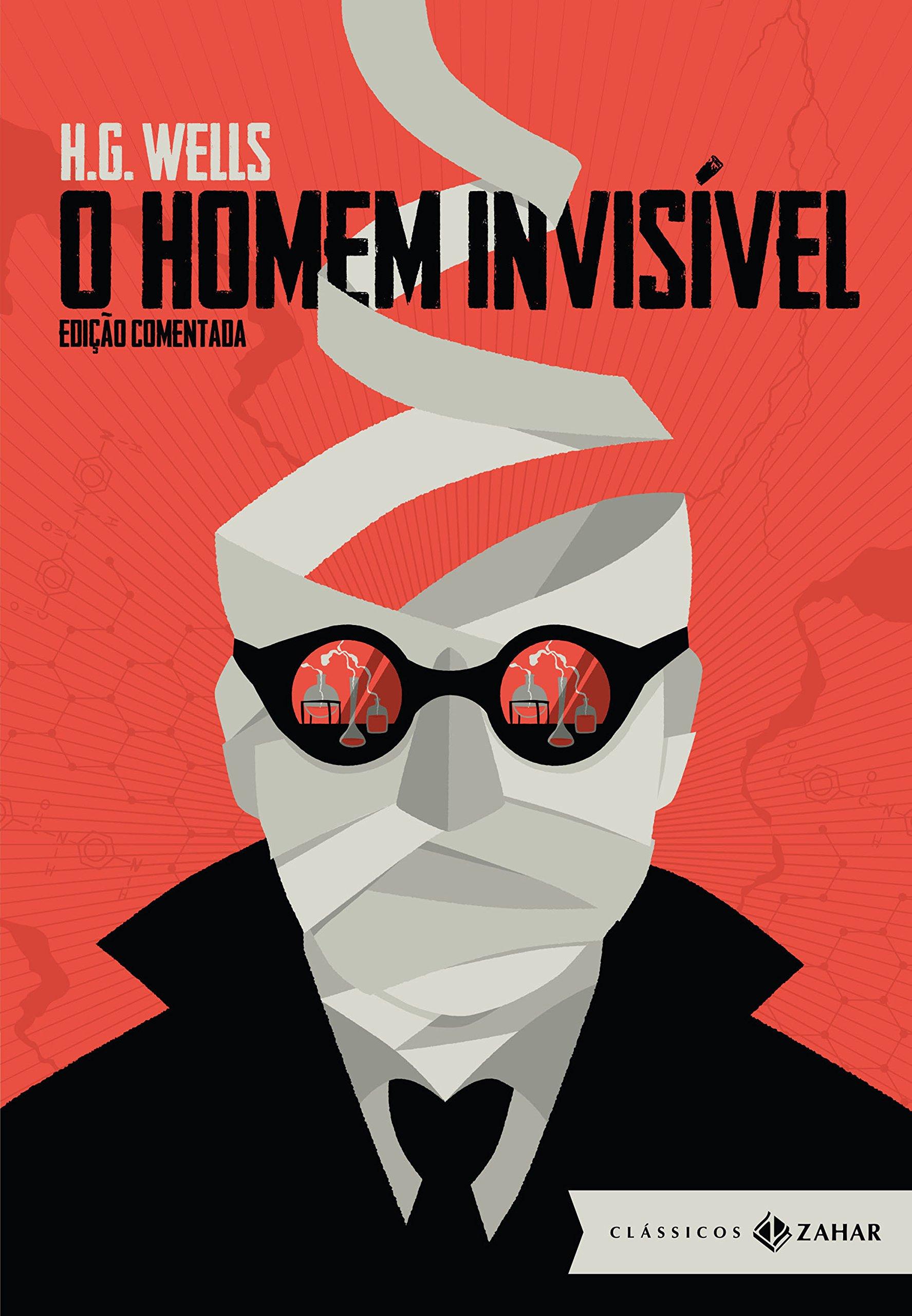 Resenha: O Homem Invisível - H.G. Wells