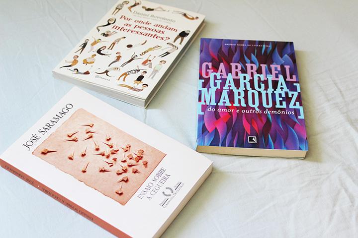 livros editora planeta, gabriel garcia marquez e josé saramago