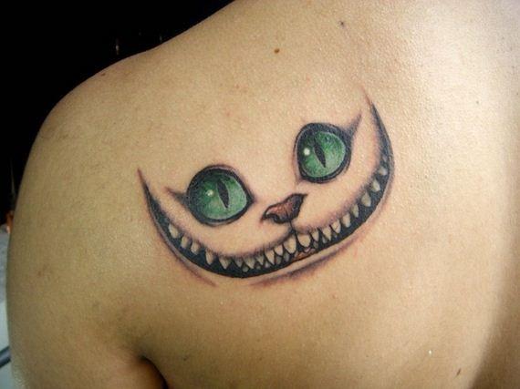 Tatuagem Alice No País Das Maravilhas Resenhas à La Carte