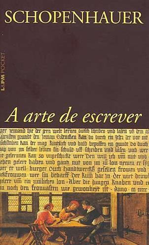 a arte de escrever schopenhauer