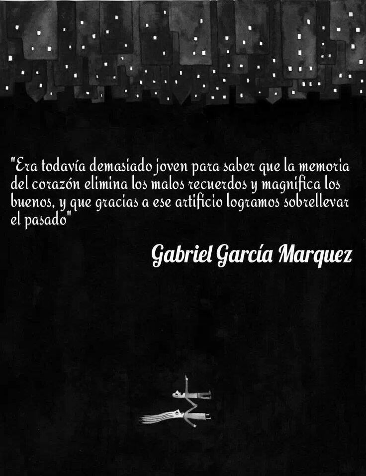 8 frases de Gabriel García Márquez que você pode levar para a vida