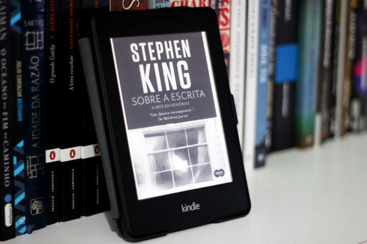 Resenha: Sobre a Escrita - A Arte em Memórias - Stephen King