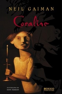 Resenha Coraline Neil Gaiman