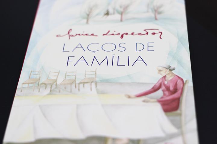 Resenha: Laços de Família - Clarice Lispector