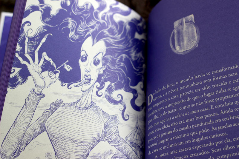 Resenha: Coraline - Neil Gaiman