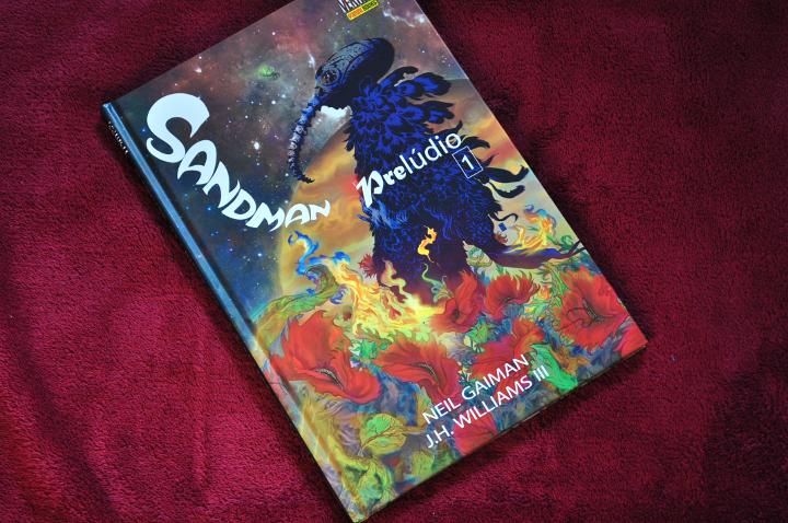 Resenha: Sandman - Prelúdio 1 - Neil Gaiman e J. H. Williams III