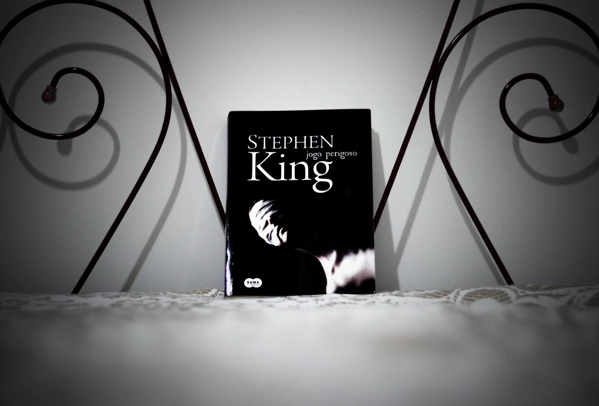 Resenha: Jogo Perigoso - Stephen King