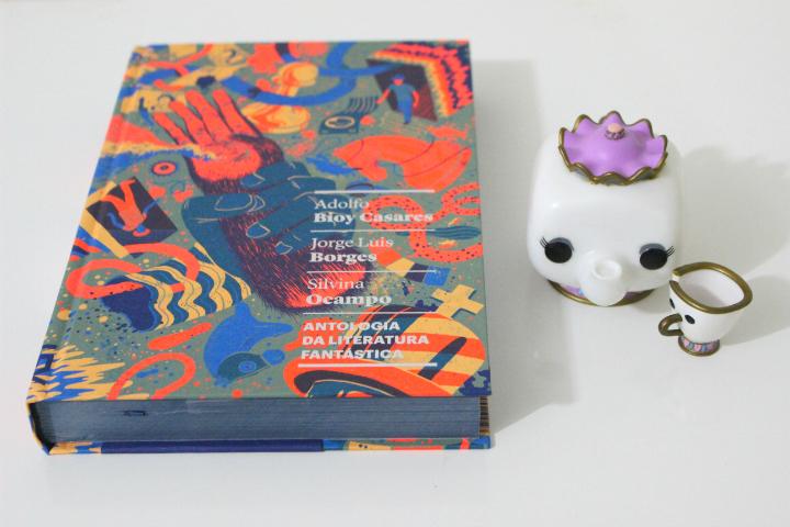 antologia da literatura fantástica livro