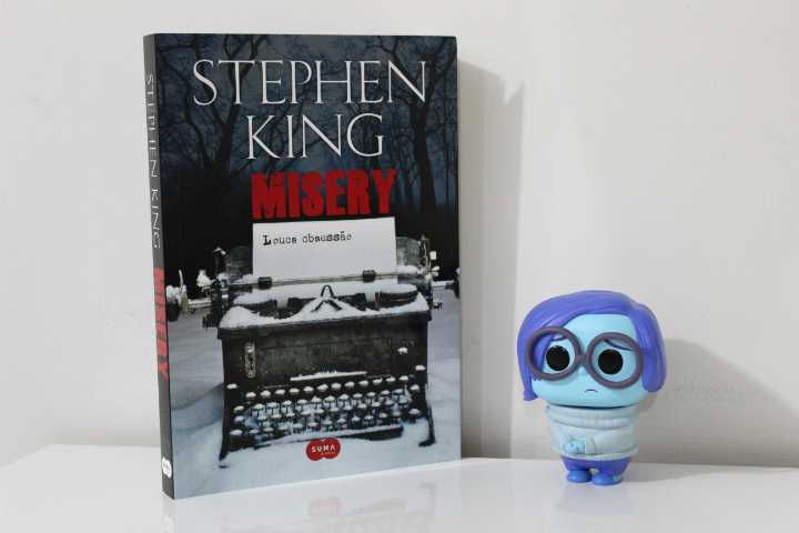 misery louca obsessão livro stephen king
