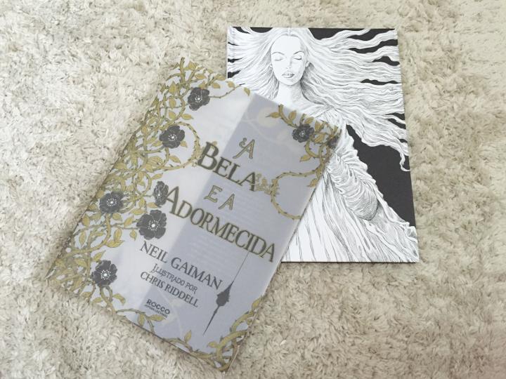 Resenha: A Bela e A Adormecida - Neil Gaiman e Chris Riddell