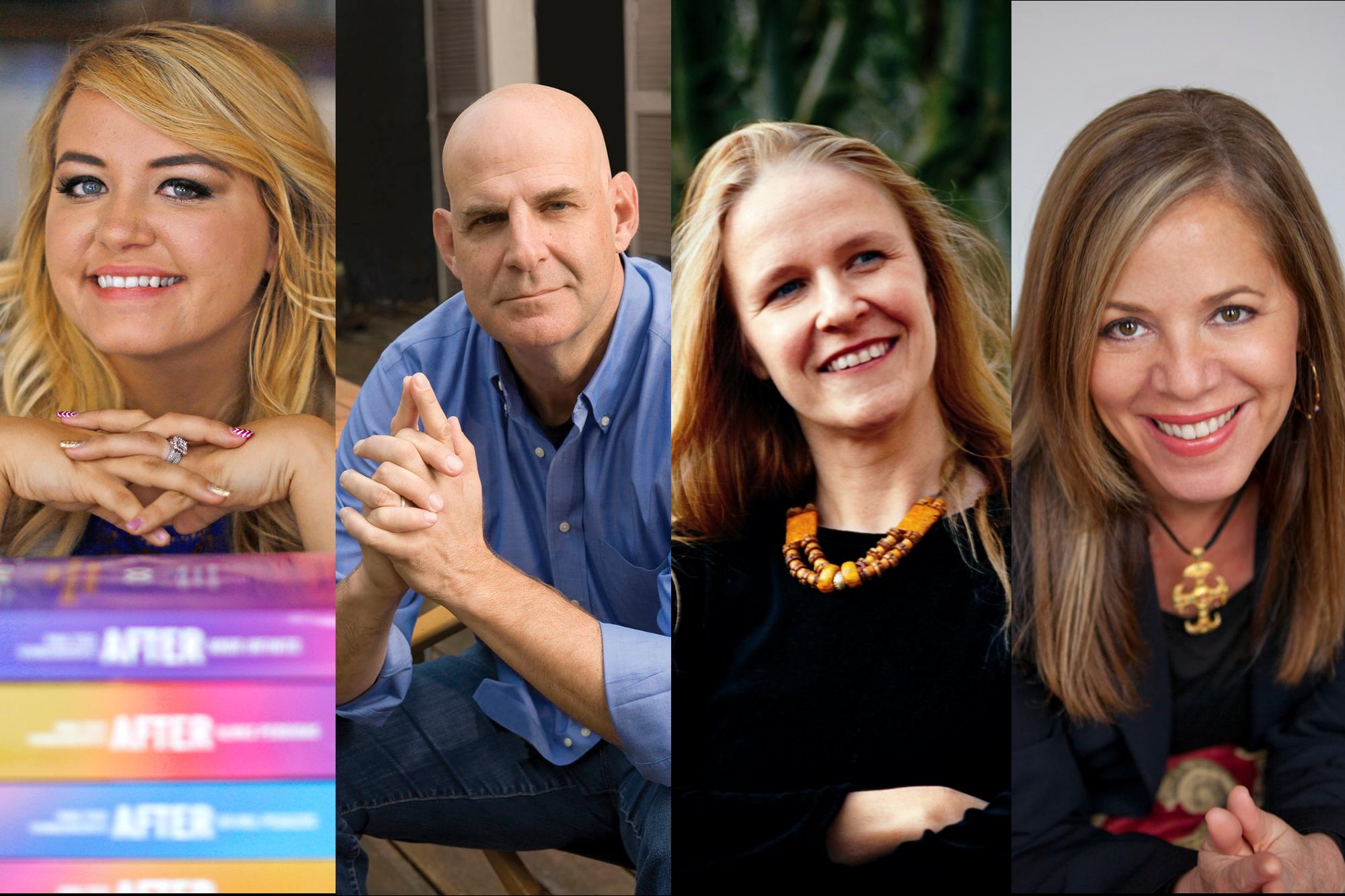 13 autores best seller dão dicas para iniciantes