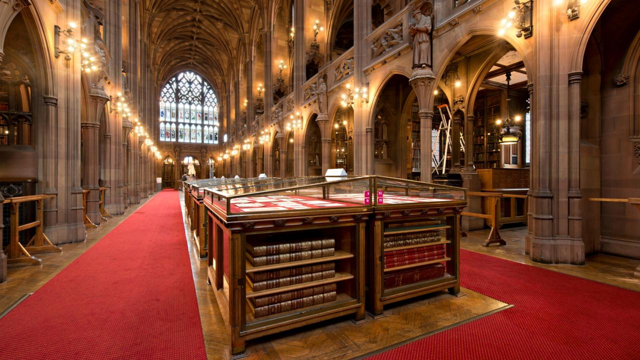 10 bibliotecas mais bonitas do mundo, segundo a BBC