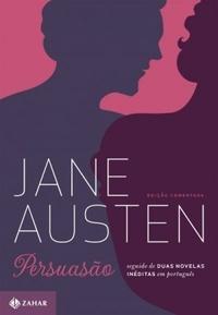 Persuasão Jane Austen Livro