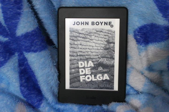 Resenha: Dia de folga - John Boyne
