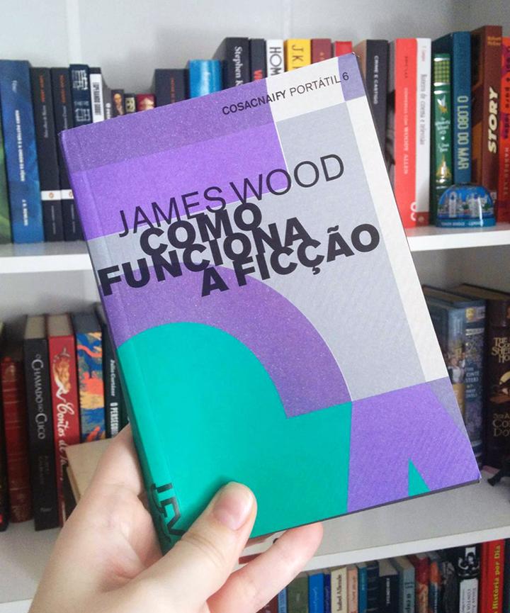 Resenha: Como Funciona a Ficção - James Wood