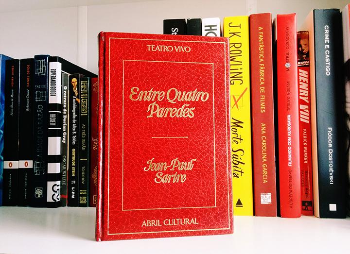 Resenha: Entre Quatro Paredes - Jean Paul Sartre