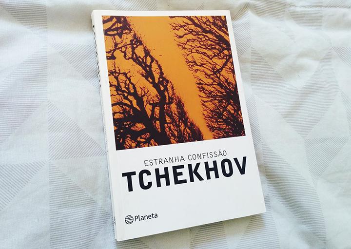 Resenha: Estranha Confissão - Anton Tchekhov