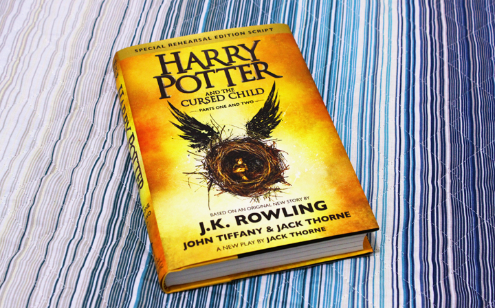 Resenha: Harry Potter and The Cursed Child jack thorne jk rowling