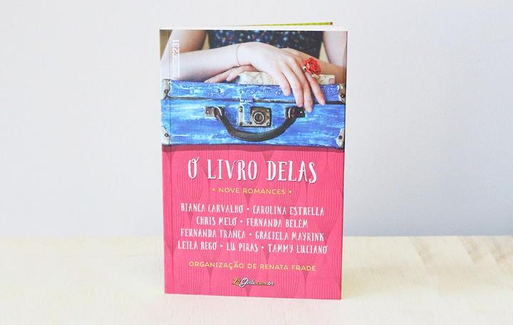 """Tudo sobre """"O Livro Delas"""", com participação de Melissa Marques"""