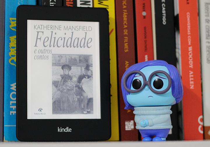 Resenha: Felicidade e Outros Contos - Katherine Mansfield