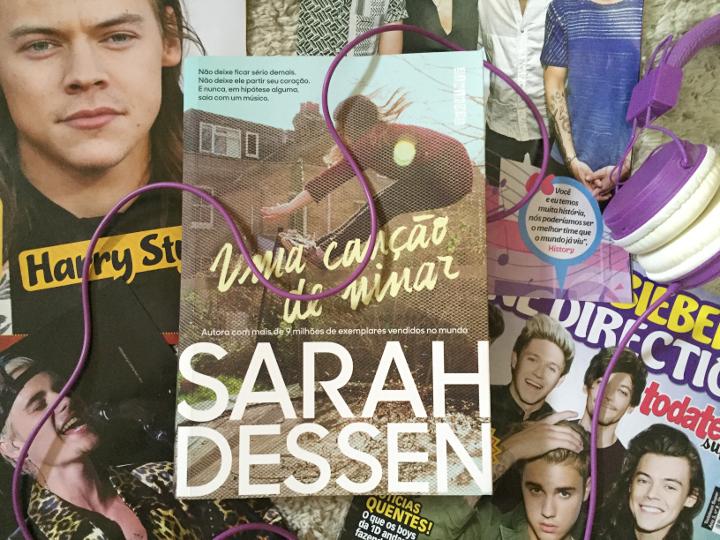 Resenha: Uma canção de ninar - Sarah Dessen