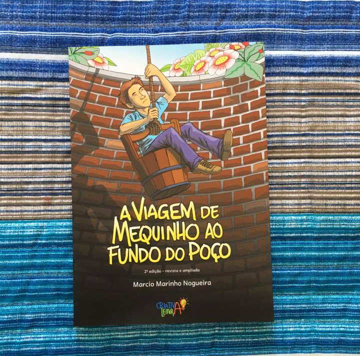 Resenha: A Viagem de Mequinho ao Fundo do Poço - Marcio Marinho Nogueira