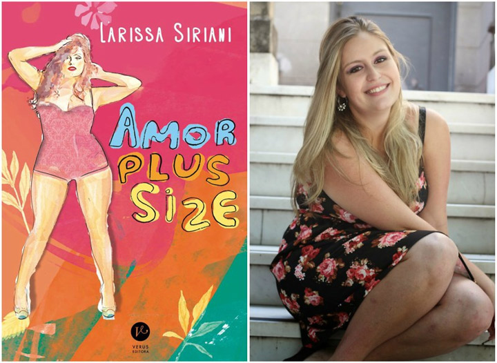 Entrevista: Larissa Siriani, autora de Amor Plus Size