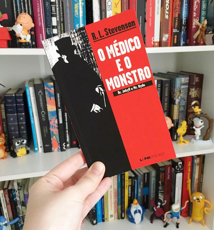 Resenha: O Médico e o Monstro - Robert Louis Stevenson