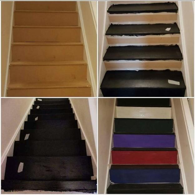 Livros em escadas e muros? Entenda!