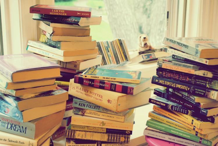 O que não fazer quando alguém te empresta um livro