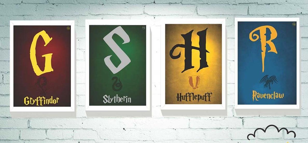 """Agora você pode exibir sua """"casa"""" de Harry Potter na foto do perfil!"""