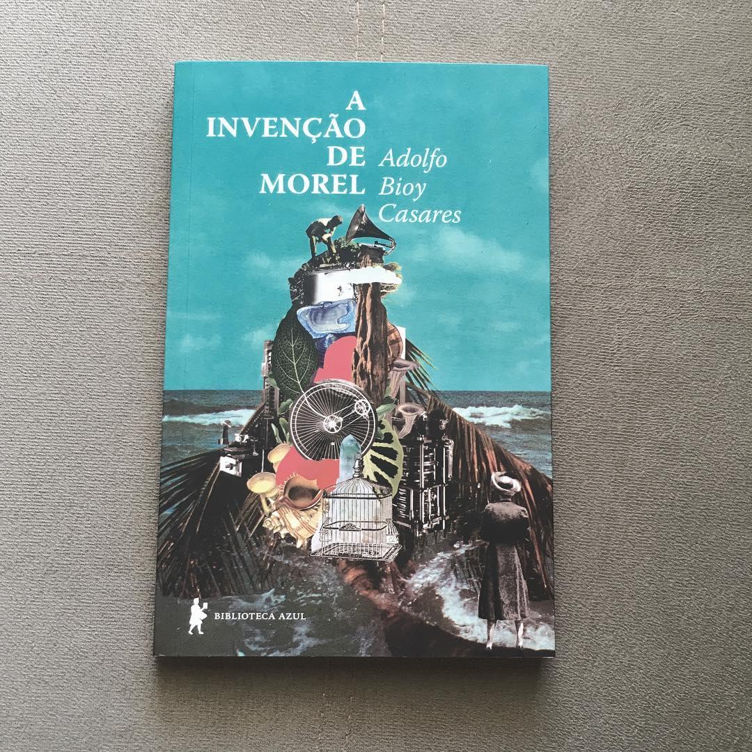 Resenha: A Invenção de Morel - Adolfo Bioy Casares