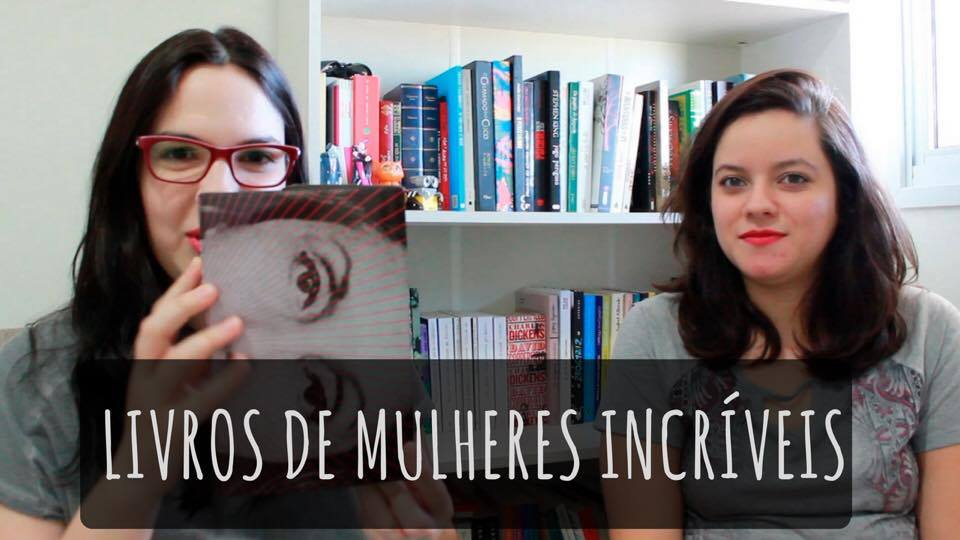 [VÍDEO] Livros para empoderar