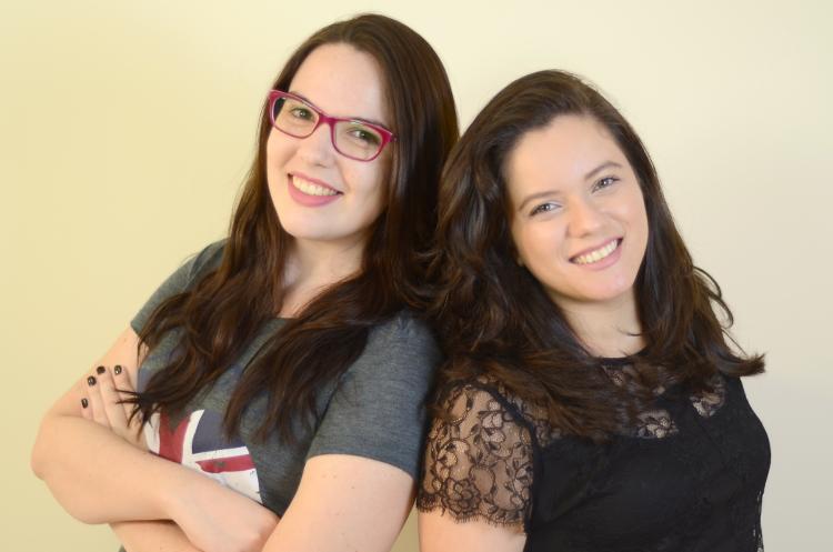 Isabela Zamboni e Melissa Marques - Resenhas à la Carte