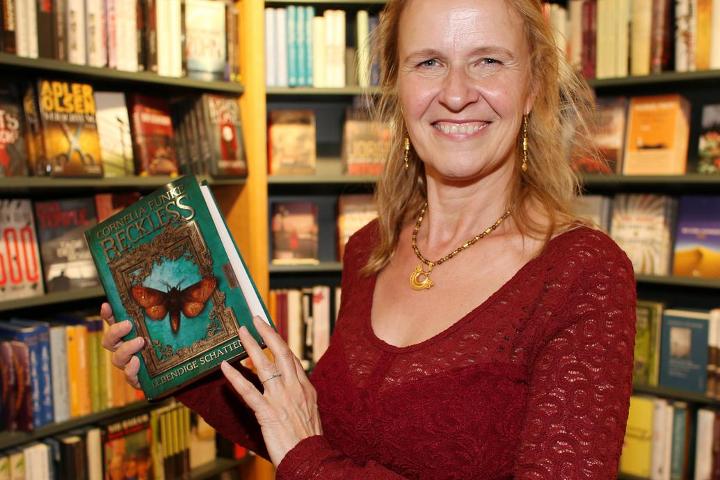 Entrevista: Cornelia Funke, autora da série Reckless