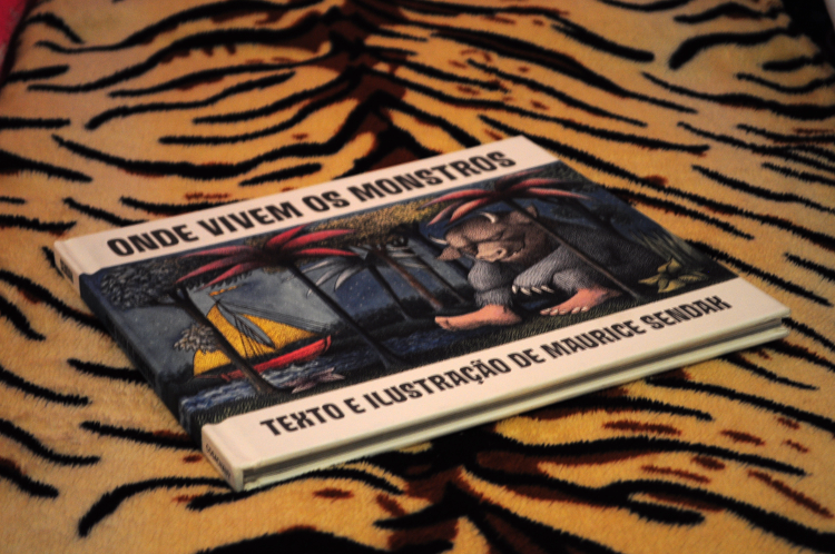 Resenha: Onde Vivem os Monstros - Maurice Sendak