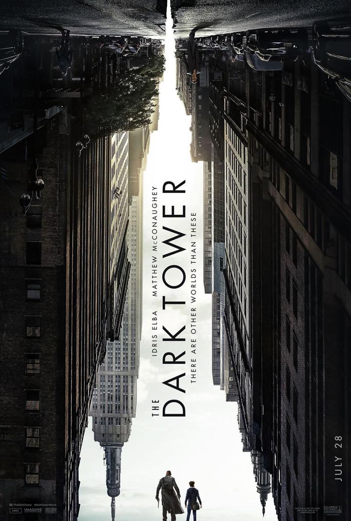 """Adaptação de """"A Torre Negra"""" ganha novo poster. Confira!"""