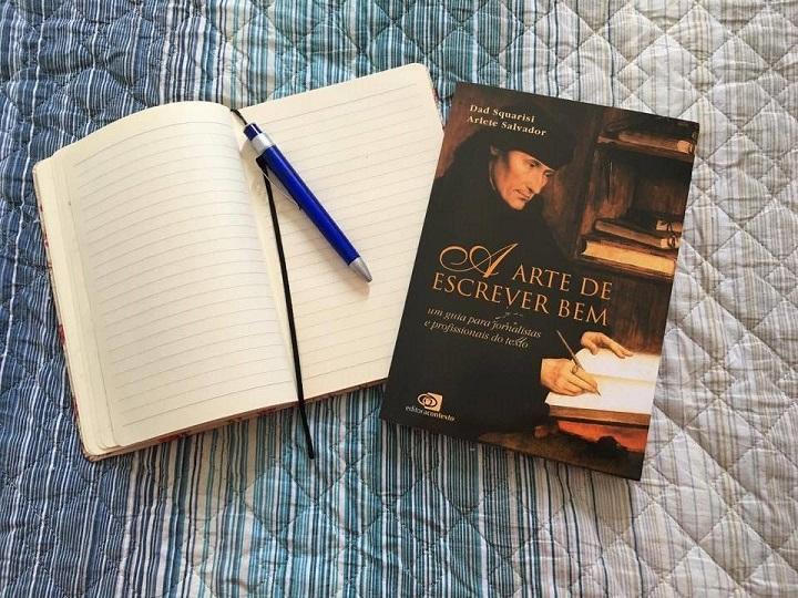 Resenha: A Arte de Escrever Bem - Dad Squarisi e Arlete Salvador