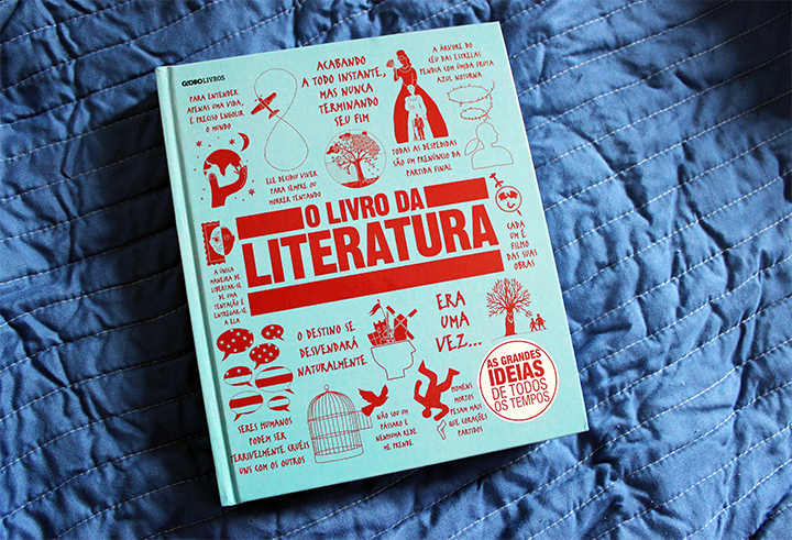 Resenha: O Livro da Literatura - Vários Autores